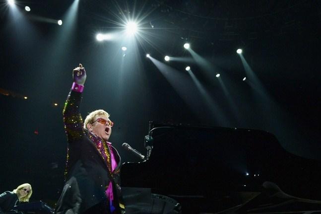 Elton John Helsinki