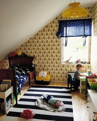 Fyraåringens rum