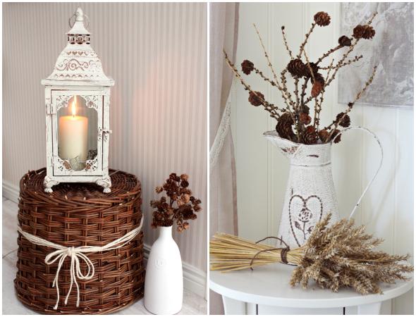 ... som passar bra på hösten är olika kvistar i vaser b16ac938f9a35