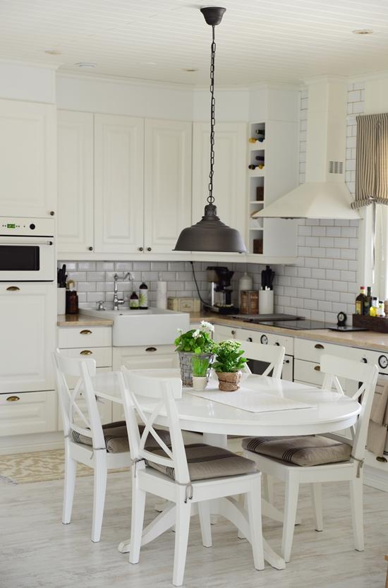 Jag har alltid inbillat mig att vårt kök är för litet för ett ...