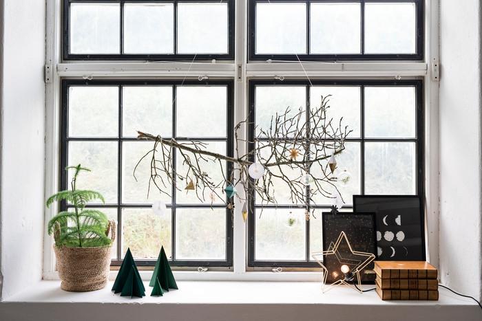 Julgransprydnader skiss 1