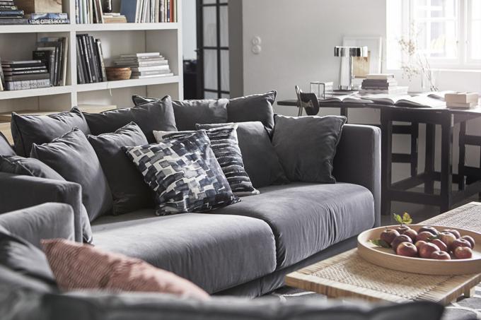 IKEA STOCKHOLM 2017 soffa soffbord bricka PH2