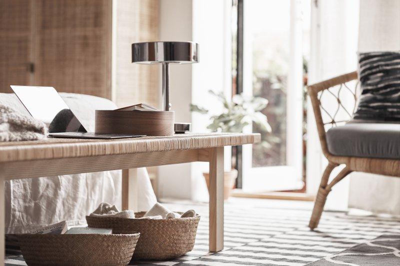IKEA STOCKHOLM 2017 soffbord bordslampa PH141760