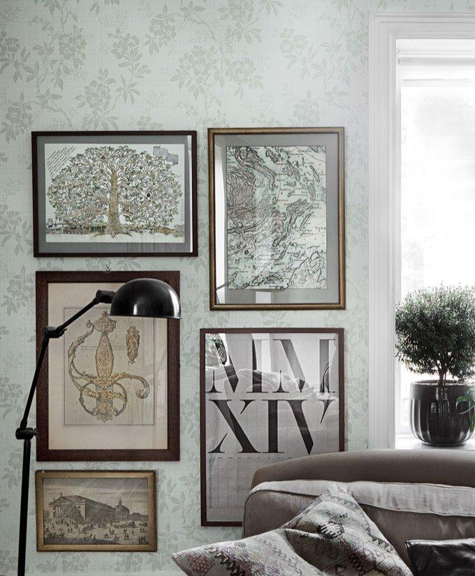 Sandberg Villa Dalaro wallpaper 2