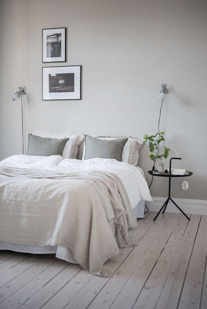 bedroom simplicity