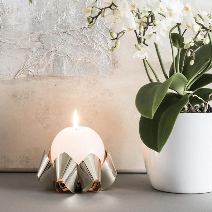 Palea candle holder