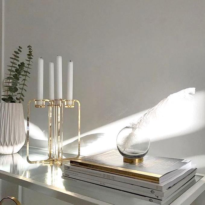 Quartet candelabra