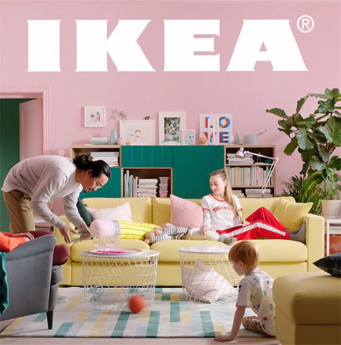 ikea katalog ikea katalogen 2018 v 228 lkommen hem. Black Bedroom Furniture Sets. Home Design Ideas