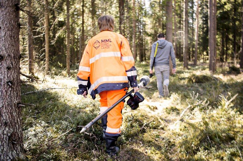 Om ny dom str fast fr markgare till fjllnra skog rtt till
