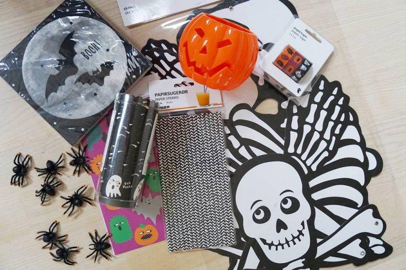 halloween Bra pynt hittar man till exempel billigt på TGR bddd0a841d848
