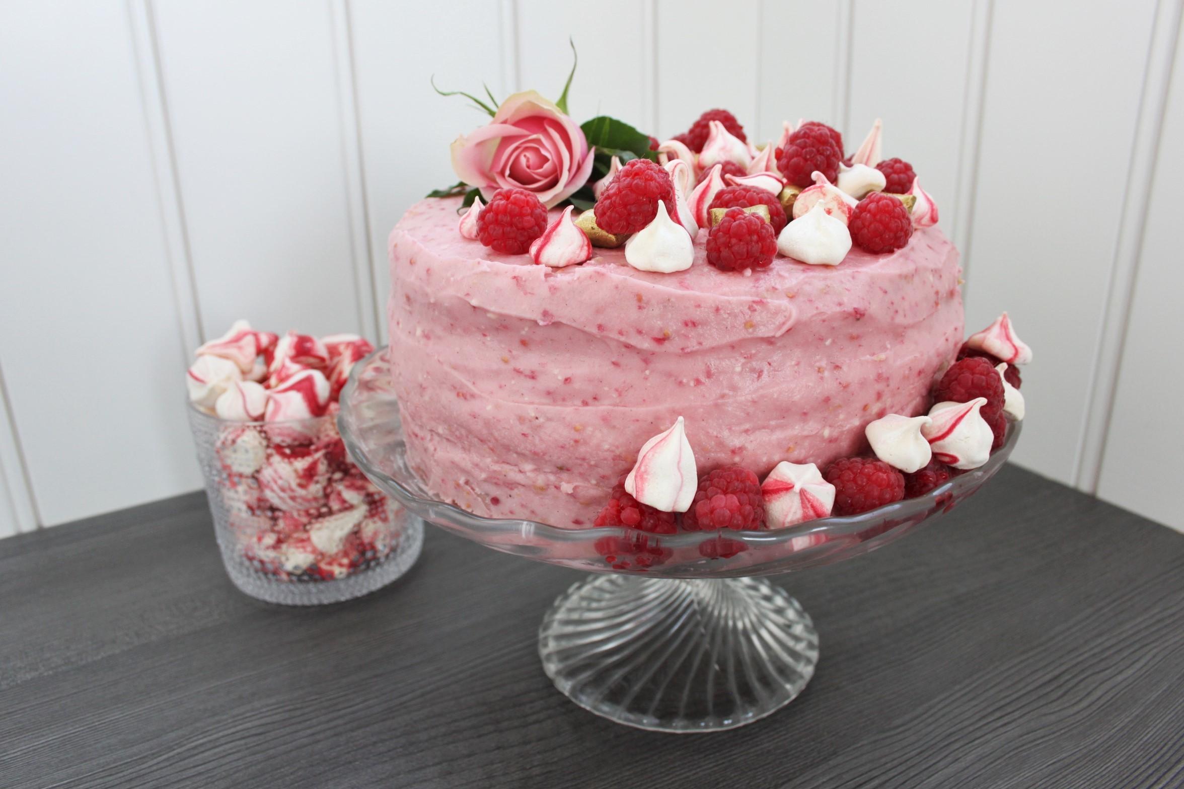 tårta som kan frysas
