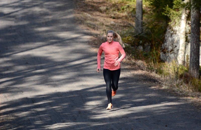 dejta hur ofta jogga