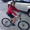 Mountain Bike By Miss P