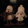 Stay Warm Donate A Warm Coat One Warm Coat Birds By Miss P