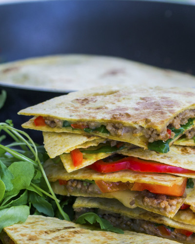 quesadillas header