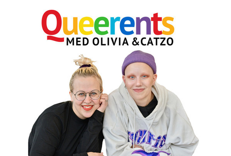 Queerents vinjett